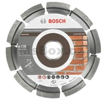 BOSCH DIA kotouč Best for Mortar 115-22,23-6