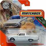 AUTÍČKO MATCHBOX FORD RANCHERO 1961