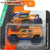 AUTÍČKO MATCHBOX JEEP WRANGLER SUPERLIFT