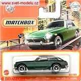 AUTÍČKO MATCHBOX MGB GT COUPE 1971