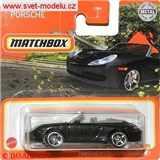AUTÍČKO MATCHBOX PORSCHE 911 CARRERA CABRIOLET
