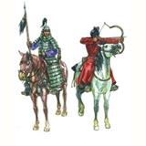 CHINESE CAVALRY XIII.  CENTURY