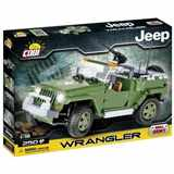 COBI 24260 SMALL ARMY JEEP WRANGLER