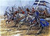 FRENCH KNIGHTS XV A. D.