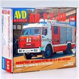 KAMAZ 43253 FIRE ENGINE AC-3, 2-40 KIT