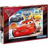 PUZZLE CLEMENTONI 100 dílků 07257 CARS 3