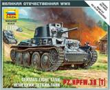 PZ. KPFW. 38 GERMAN LIGHT TANK