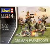 REVELL 02532 GERMAN PARATROOPERS WWII