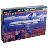 SE-210 UNITED AIRLINES