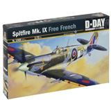 SPITFIRE Mk. IX FREE FRENCH D-DAY NORMANDY 1944-2014