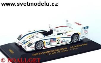 Audi R8 #2 Champion Racing J.J.Lehto-M.Werner-E.Pi