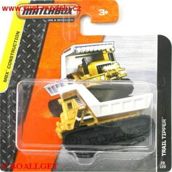 AUTÍČKO MATCHBOX TRAIL TIPPER