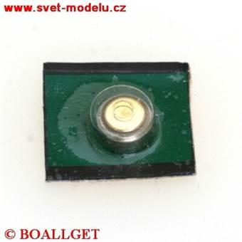 Baterie knoflíková alkalická 1.55V - AG3, 392A, CX41A, LR41W, 192