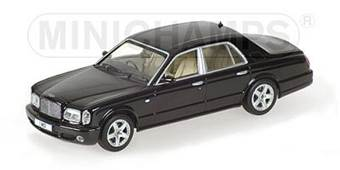 BENTLEY ARNAGE T 2001 BLACK