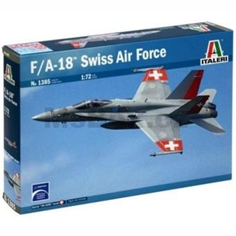 F/A-18 SWISS AIR FORCE