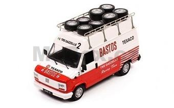 FIAT DUCATO BASTOS RALLY ASSISTANCE