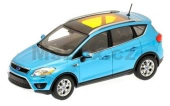 FORD KUGA 2008 BLUE L.E. 1008 pcs.