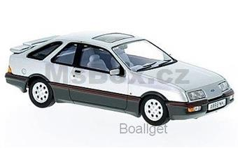 FORD SIERRA XR4i RHD SILVER PRESS CAR