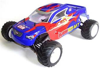 MG10 MONSTER TRUCK 4WD 1:10 RTR