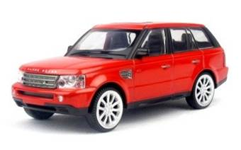 RANGE ROVER 2013 RED