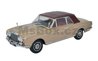 ROLLS ROYCE CORNICHE CONVERTIBLE CLOSED PERSIAN SAND