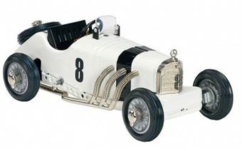 STUDIO V MERCEDES-BENZ SSK/L No.8 RUDOLF CARACCIOLA GRAND PRIX DEUTSCHLAND 1931 LIMITED EDITION 1000 PCS.