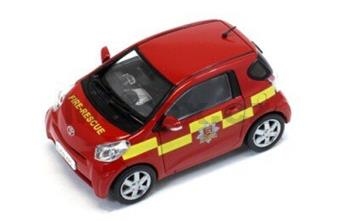 Toyota IQ Essex UK Fire Brigade 2009