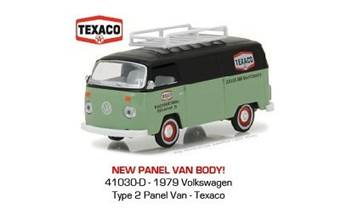 VOLKSWAGEN TYPE 2 PANEL VAN 1979 TEXACO