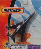 Matchbox Letadla - North American B-1B Lancer
