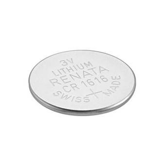 Baterie Renata CR1616, DL1616, BR1616, KL1616, LM1616, 280-209, 3V, blistr 1 ks