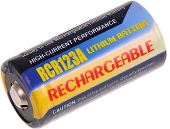 Baterie T6 power CR123A, DL123A, EL123A, DLI123A, EL123, K123LA, CR123, 123A, CR17345, CR17335, PR123, V123, V123A