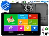 "GPS navigace - tablet XtechNavi EU7057A,  7. 0"",  DVR+ RADAR ,  8GB,  WiFi,  BT,  Android Lifetime"