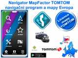 Navigator MapFactor Evropa TOMTOM TRUCK BUS Android mapy licence