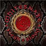 CD+ DVD Whitesnake - flesh & Blood Limited Edition 2019