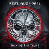 CD Axel Rudi Pell - sing Of The Times 2020