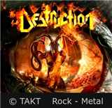 CD Destruction - Day Of Reckoning - 2011
