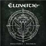 CD Eluveitie - evocation Ii - Pantheon - 2017