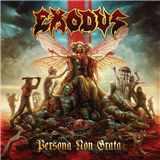 CD Exodus - Persona Non Grata 2021