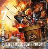CD Five Finger Death Punch - and Justice For None - 2018