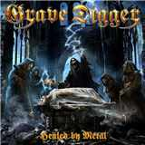 CD Grave Digger - healed By Metal Digipack - 2017