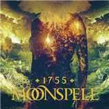 CD Moonspell - 1755 Digipack - 2017