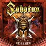 CD - Sabaton - The Art Of War (re - Armed) - 2010