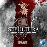 CD Sepultura - alive At Rock In Rio