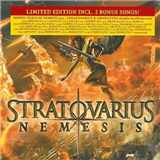 CD Stratovarius - Nemesis - 2013  Deluxe Ediition