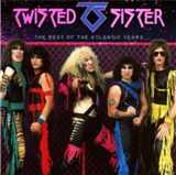 CD Twisted Sister - the Best Of Atlantic Years
