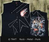 Košile Work Shirt - Rock Out  - Imp.  Spiral Direct
