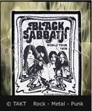 Nášivka Black Sabbath - World Tour 1978