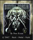 Nášivka Dimmu Borgir - In Sorte Diaboli - Potisk