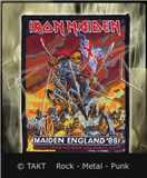 Nášivka Iron Maiden - Maiden England