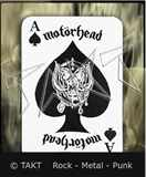 Nášivka Motorhead - Ace Of Spades Card